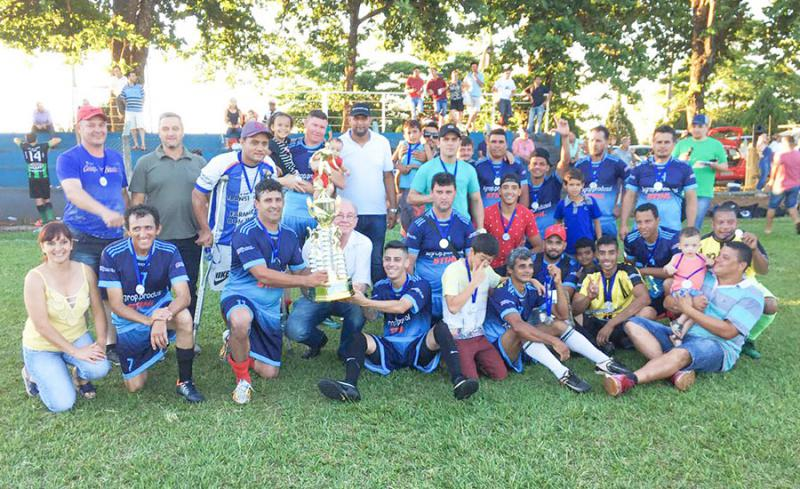 Lages Bar fica com vice-campeonato